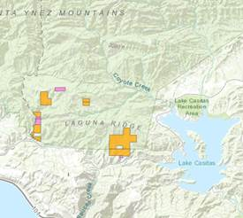 Cal Oes Fire Map.Thomas Fire Debris Removal Thomas Fire Ventura County Recovers